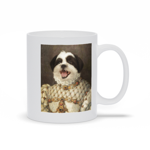 MADAM ALASTAIR  - CUSTOM DOG MUG (Premium)