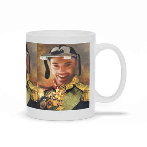 GENERAL OSBERT - CUSTOM PEOPLE MUG (Premium)