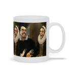 LORD WILLIAM & LADY SABINE - CUSTOM COUPLES MUG (Premium)