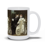 THE NEWLYWEDS - MULTI-PET MUG (Premium)