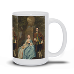 ROBIN AND MARIAN - CUSTOM COUPLES MUG (Premium)