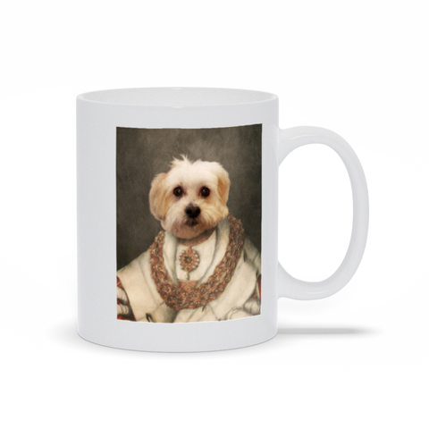 PAW READER - CUSTOM DOG MUG (Premium)