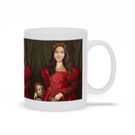 PRINCESS CAMELIA - CUSTOM PEOPLE MUG (Premium)