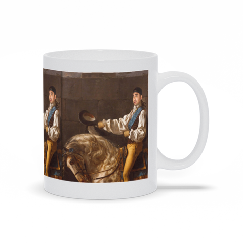 HORSE WHISPERER - CUSTOM PEOPLE MUG (Premium)