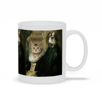 LORD ARCHIBALD & LADY LUCY - MULTI-PET MUG (Premium)
