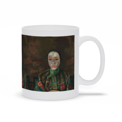 CROWN PRINCESS - CUSTOM PEOPLE MUG (Premium)