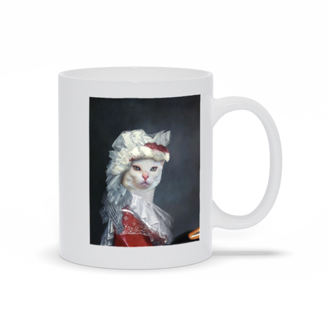 PRINCESS - CUSTOM CAT MUG (Premium)