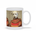 DUCHESS - CUSTOM DOG MUG (Premium)