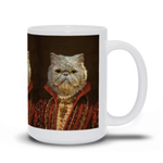 JACK OF PAWS - CUSTOM CAT MUG (Premium)