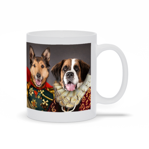 KING ANTHONY & QUEEN ISABEL - MUTLI-PET MUG (Premium)