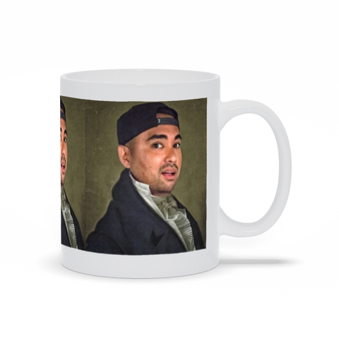 LUDOVIC - CUSTOM PEOPLE MUG (Premium)