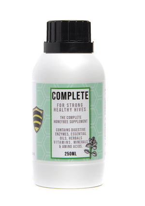 Complete - The most complete feeding stimulant in the World