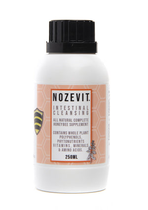 Nozevit the completely organic treatment for nosema