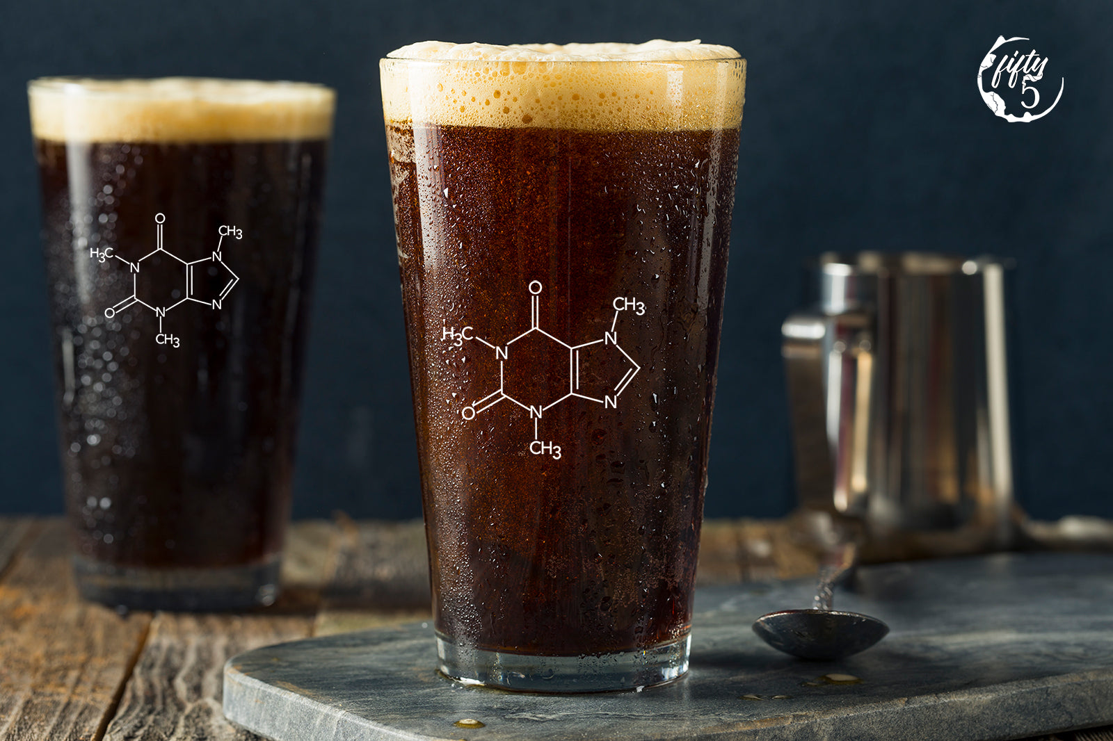 Caffeine Concentrations in Cold Brew Coffee