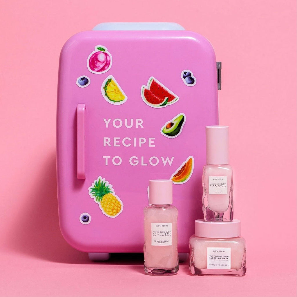 Glow Recipe Makeup Fridge (Limited Edition Kit)