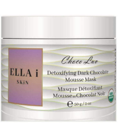 CHOCO LUV Detoxifying Dark Chocolate Mousse Mask