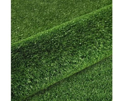 15mm Artificial Grass Turf Olive Green - Free Delivery