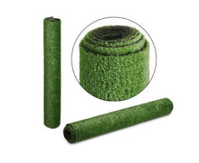 Load image into Gallery viewer, 10mm Artificial Grass Turf Olive Green - Free Delivery