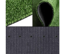 Load image into Gallery viewer, 15mm Artificial Grass Turf Olive Green - Free Delivery
