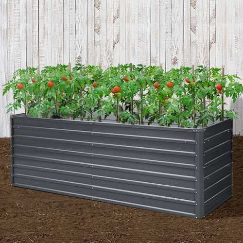 Garden Bed 240 x 80 x 77cm with Free Delivery