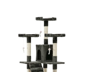180cm Cat Scratching Post Tree with Free Delivery