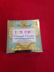 Too Faced Tutti Frutti Bronzer Highlighting Duo - Pineapple Sun ❤️ 100% Authentic - I Have Cosmetics