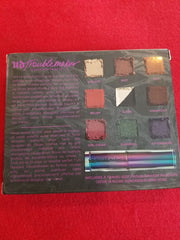 Urban Decay Troublemaker Eyeshadow Palette and Travel Size Mascara ❤️ Authentic - I Have Cosmetics