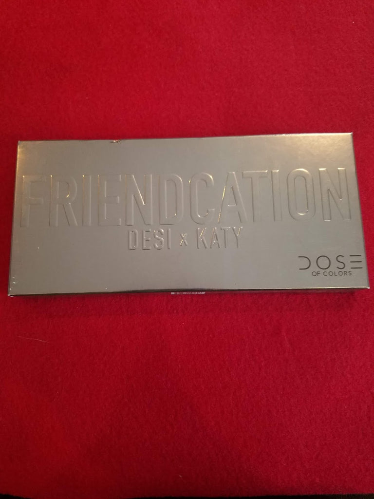 Dose Of Colors FRIENDCATION ❤️ DESI X KATY ❤️ 100% Authentic - I Have Cosmetics