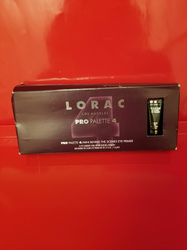 Lorac PRO Palette 4 - BOX Damaged ❤️ Authentic - I Have Cosmetics