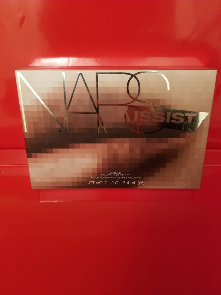 NARS NARSissist Velvet Lip Glide Set ❤️ WANTED #8371 ❤️ Authentic - I Have Cosmetics