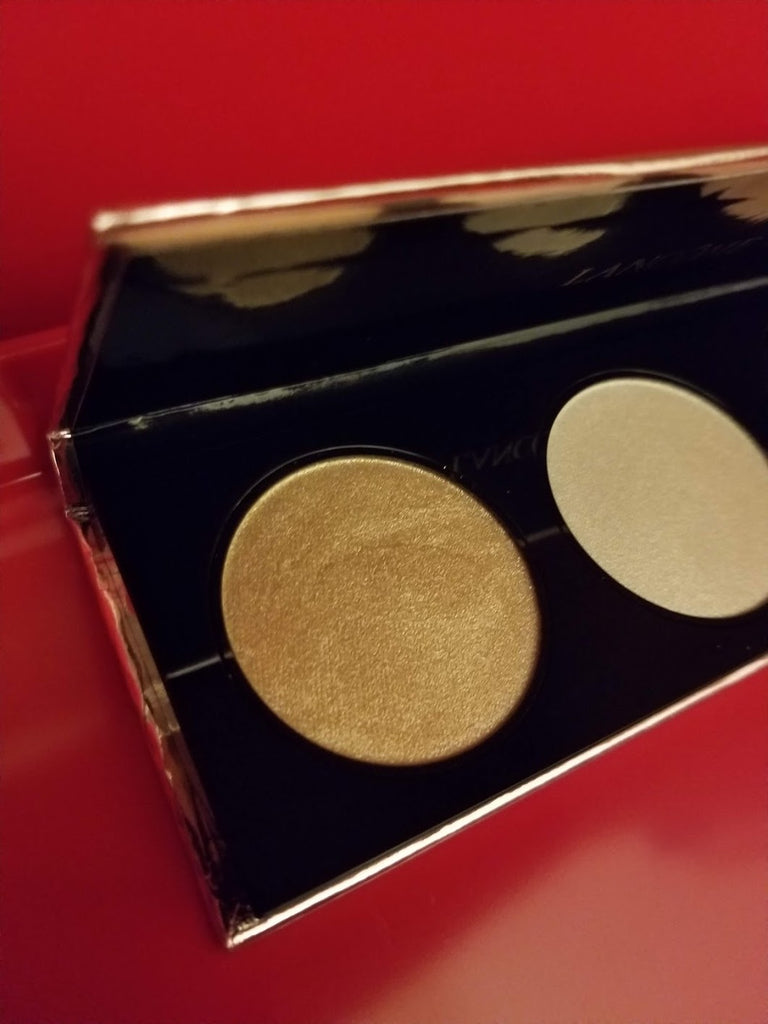 Lancome Paris STARLIGHT Sparkle Highlighter Palette ❤️ Authentic - I Have Cosmetics