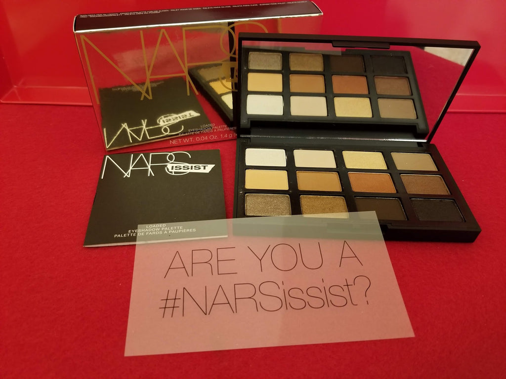 NARS NARSissist LOADED Eyeshadow Palette #8335 ❤️ 100% Authentic - I Have Cosmetics