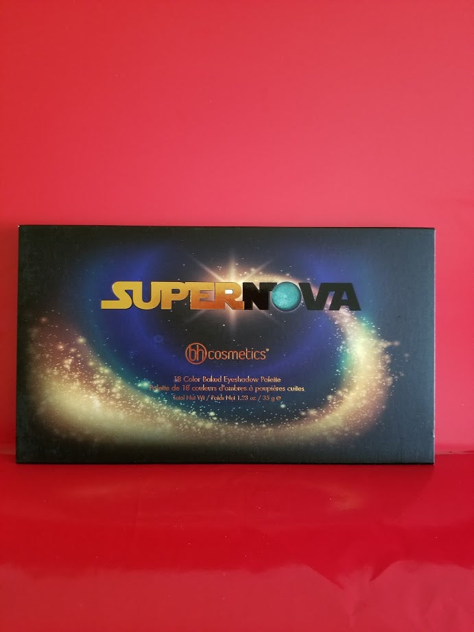 BH Cosmetics Supernova 18 Color Baked Eyeshadow Palette ❤️ Authentic - I Have Cosmetics