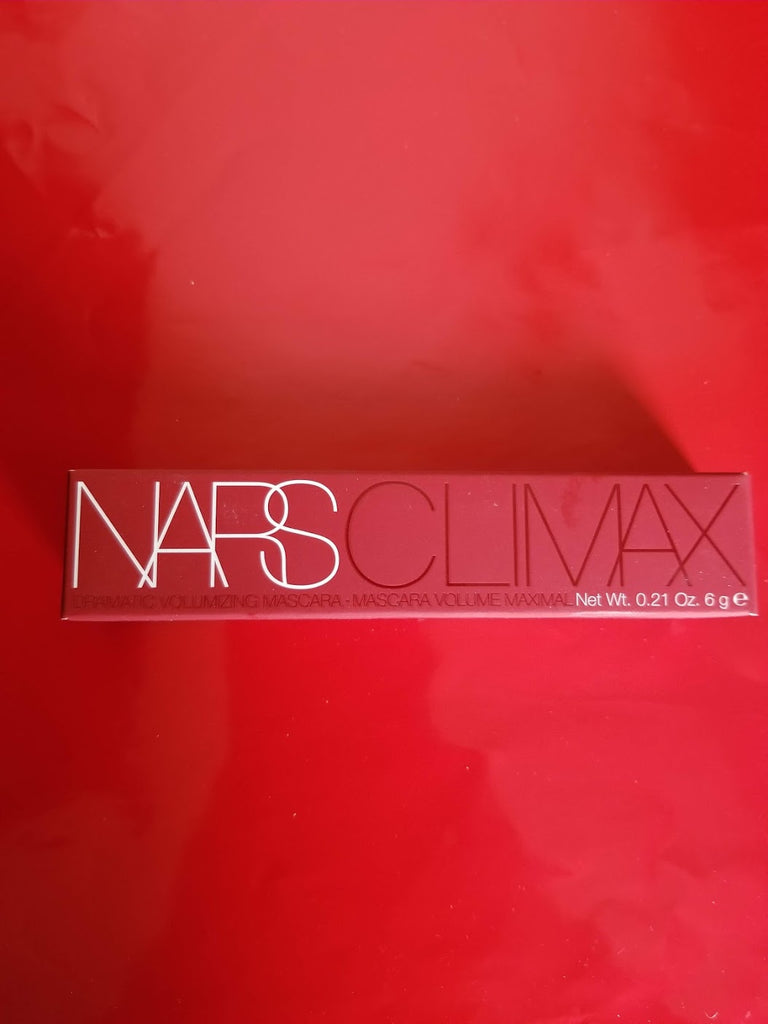 NARS Climax Mascara - Explicit Black 7008 ❤️ Authentic - I Have Cosmetics