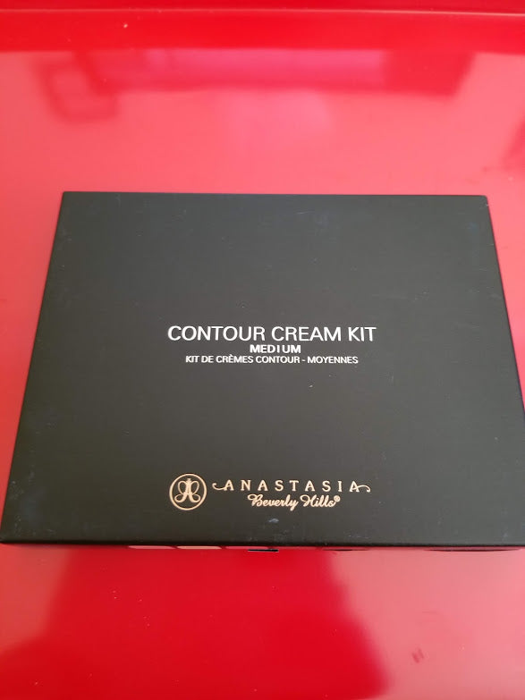 Anastasia Beverly Hills  Contour Kit Cream Contour Kit Palette MEDIUM ❤️ Authentic