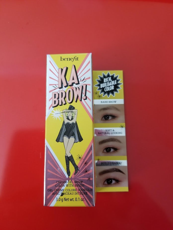 Benefit Ka-BROW! Cream-Gel Eyebrow Color .1 oz  ❤️ Authentic - I Have Cosmetics