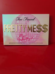 TOO FACED Erika Jayne Pretty Mess Eyeshadow Palette ❤️ 100% Authentic - I Have Cosmetics