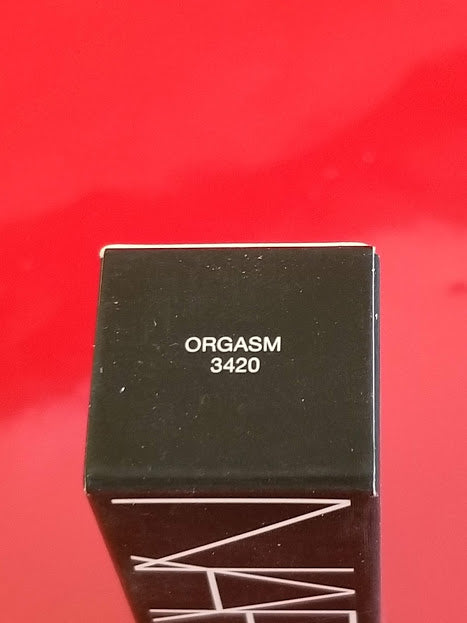 NARS Afterglow Lip Balm ❤️ ORGASM_ ❤️ 100% Authentic - I Have Cosmetics