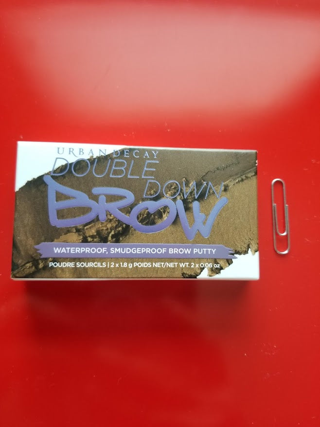 Urban Decay DOUBLE DOWN Brow ❤️ Pick Your Shade ❤️ Authentic - I Have Cosmetics