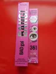 Benefit BADgal BANG! Volumizing Mascara Limited Edition Pink ❤️ Authentic - I Have Cosmetics