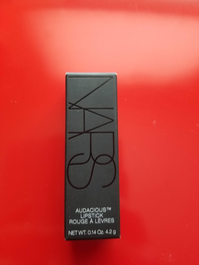 NARS Audacious Lipstick ❤️ JANE ❤️ Authentic - I Have Cosmetics