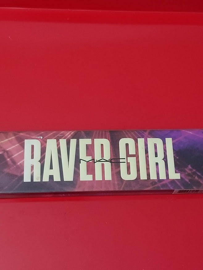 MAC Raver Girl Palette ❤️ Authentic - I Have Cosmetics