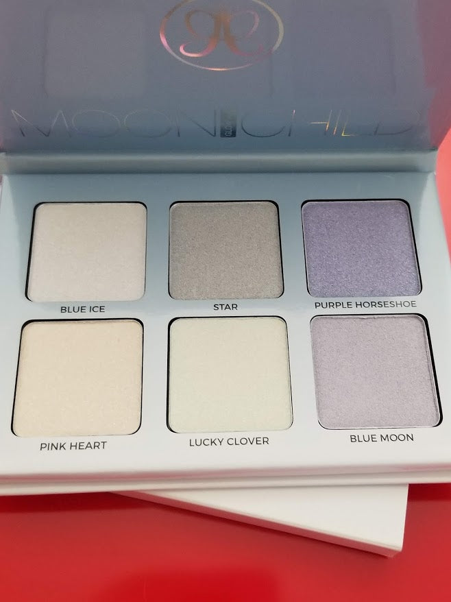Anastasia Beverly Hills MOON CHILD Glow Kit Palette ❤️ Authentic - I Have Cosmetics