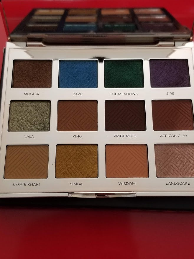 DISNEY The Lion King Can't Wait to Be Queen Eyeshadow Palette ❤️ Authentic - I Have Cosmetics