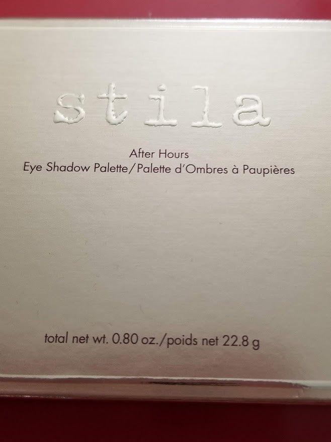 Stila After Hours Eye Shadow Palette ❤️ Authentic - I Have Cosmetics