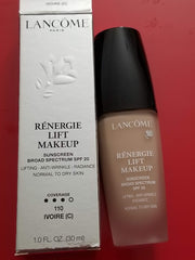 LANCÔME Renergie Left Makeup Sunscreen SPF 20 ❤️ 110 IVOIRE ❤️ Authentic - I Have Cosmetics