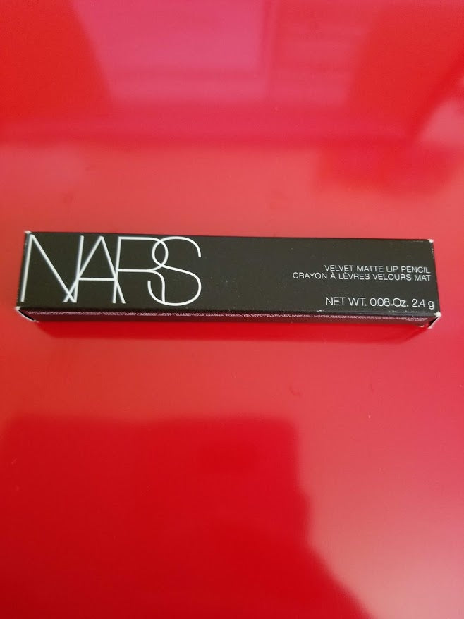 NARS - Velvet Matte Lip Pencil ❤️ SEX MACHINE 2452 ❤️ Authentic - I Have Cosmetics