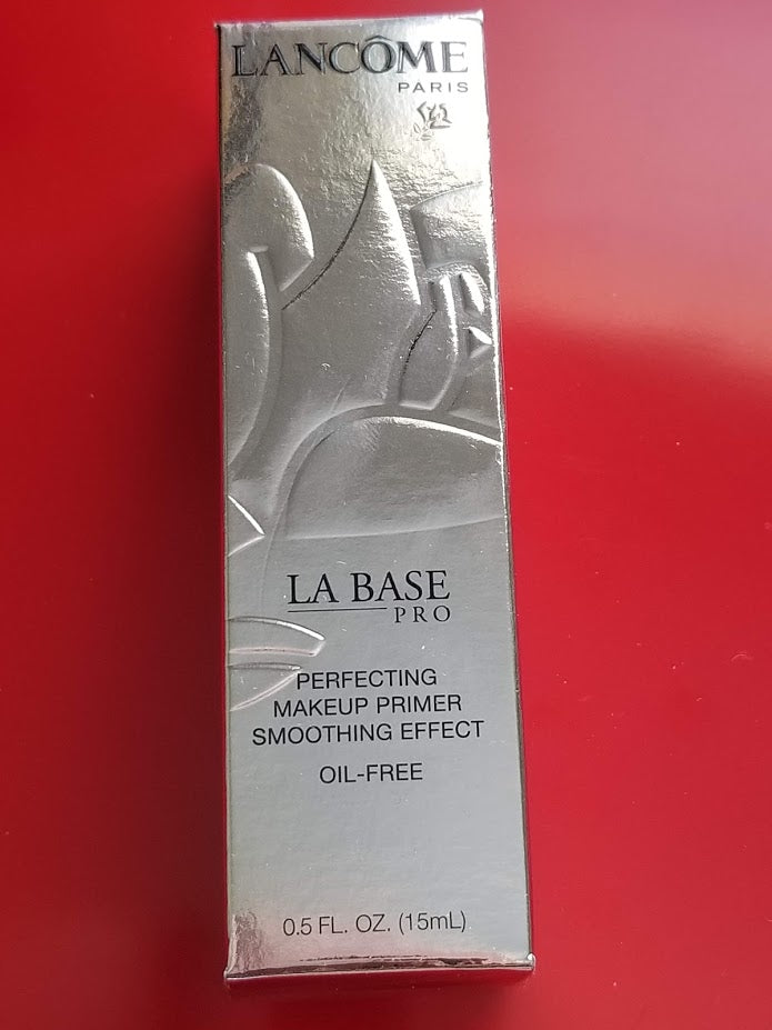 LANCÔME LA Base Pro Perfecting Make Up Primer OIL FREE - .5 fl oz ❤️ TRAVEL SIZE - I Have Cosmetics