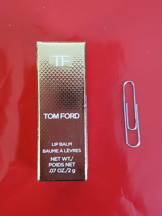 Tom Ford LIP BALM ❤️ 06 LA PISCINE ❤️ Authentic