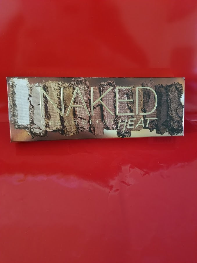 URBAN DECAY NAKED HEAT PALETTE - Authentic - I Have Cosmetics